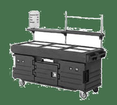 Cambro KVC856426 CamKiosk® Cart