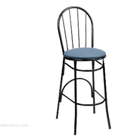 Carroll Chair 3 124 Gr5 Cabaret Dining Cafe Barstool At
