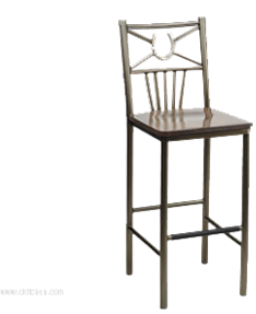 Carroll Chair 3 241 Gr3 Legends Dining Cafe Barstool At