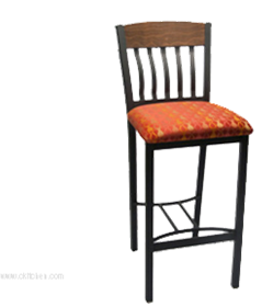 Carroll Chair 3 335 Gr4 Masters Dining Cafe Barstool At