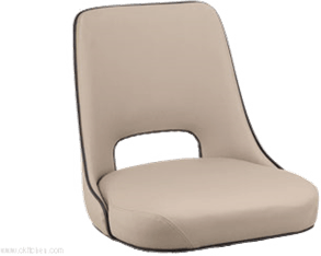 Carroll Chair C S424 Gr1 24 Replacement Bar Stool Seat At