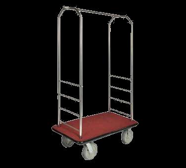 Central Specialties Ltd. 2099BK-050 Easy Mover™ Bellman's Cart