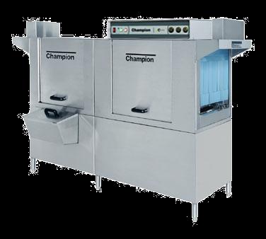 Champion 90 DRHDPW E-Series DualRinse Dishwasher