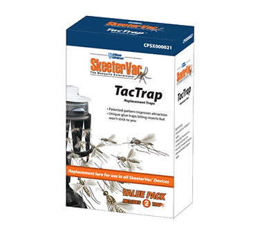 Chef Master CPSX000021 Blue Rhino® TacTrap™ Replacement Traps