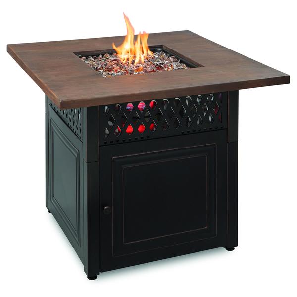 """Chef Master GAD19102ES Dakota® Outdoor Fire Pit  37-4/5""""W x 37-4/5""""D x 30-7/10""""H"""