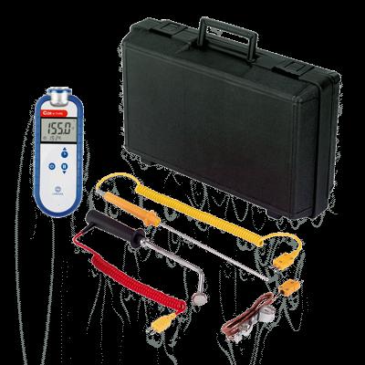 Comark Instruments (Fluke) C48/P14 Food Thermometer Kit