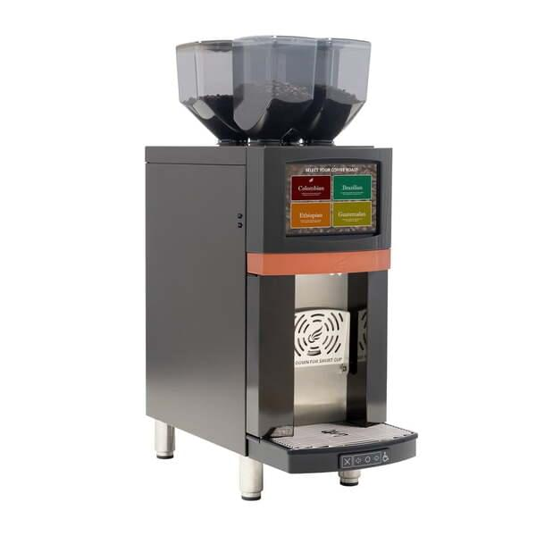 Concordia Beverage Systems ASCENT TOUCH Ascent Bean to Cup Coffee Machine