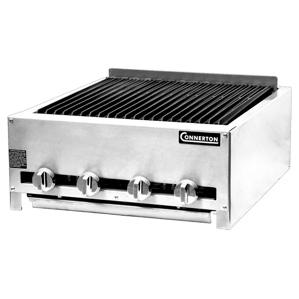 Connerton CRB-30-S Charbroiler