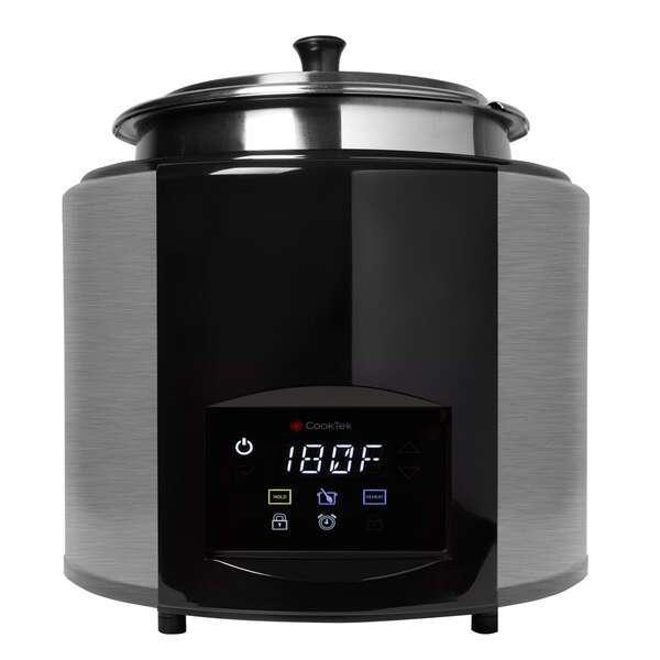 CookTek 676101 (SAS081-11) SinAqua™ Souper Induction Kettle