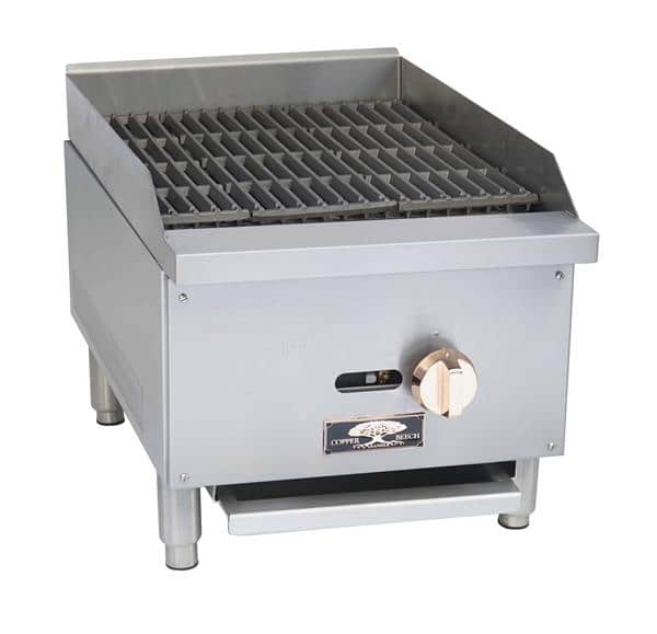 Copper Beech Copper Beech CBRB-16 Charbroiler