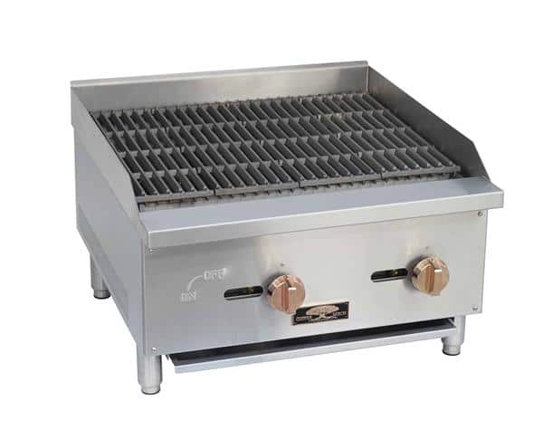 Copper Beech Copper Beech CBRB-24 Charbroiler