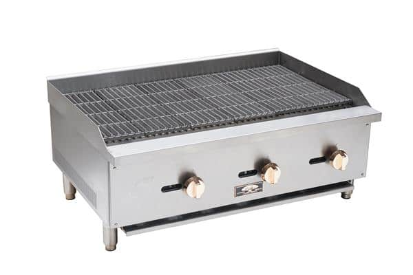 Copper Beech Copper Beech CBRB-36 Charbroiler