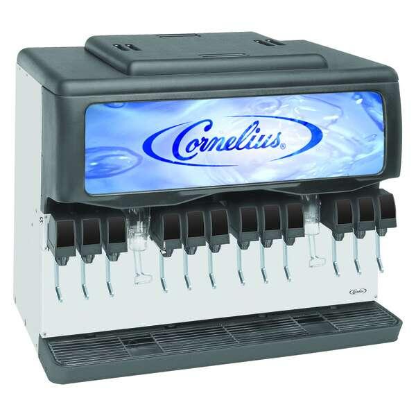 Cornelius 02813 Enduro 300 Ice & Post-Mix Beverage Dispenser