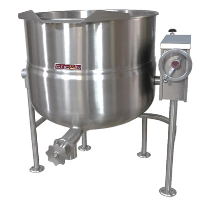 Crown Crown DLT-100 Tilting Kettle