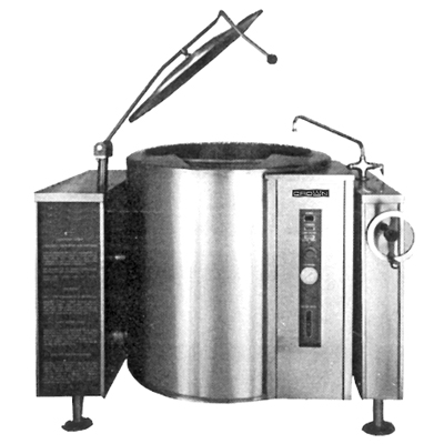Crown Crown GLT-60 Tilting Kettle