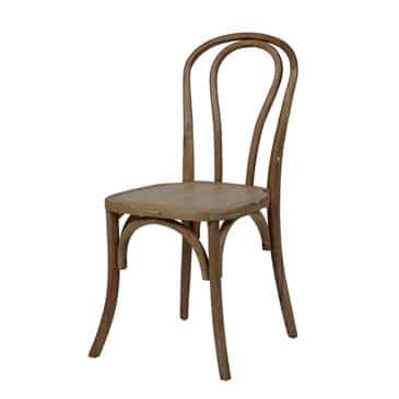 Commercial Seating Products W-610-BENTW Bentwood Stacking Chair