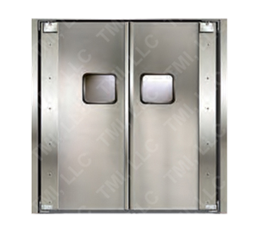 Curtron Products Products SPD-20-SS-DBL-6096 Service-Pro® Series 20 Double Swinging Door