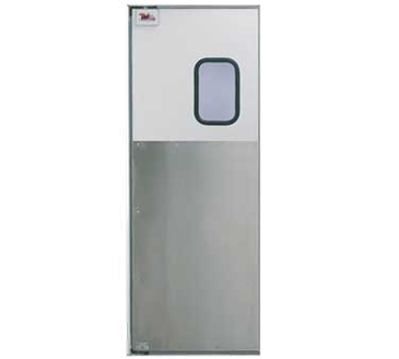 Curtron Products Products SPD-30-AL-4884 Service-Pro® Series 30 Swinging Door