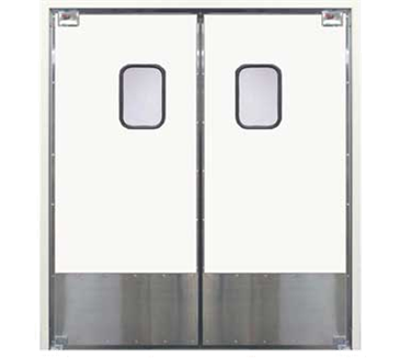 Curtron Products Products SPD-30-L-DBL-7284 Service-Pro® Series 30 Double Swinging Door