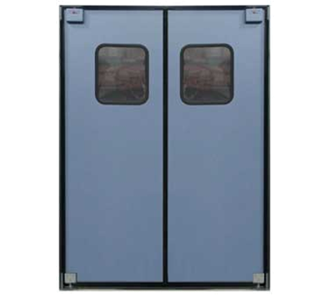 Curtron Products Products SPD-50-DBL-9696 Service-Pro® Series 50 Double Insulated Swinging