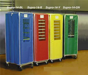 Curtron Products Products SUPRO-14-BK Protecto® Rack Cover