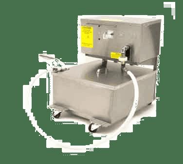 Dean Industries PF80R Portable Oil Filter,  80-lb oil capacity,  reversible pump