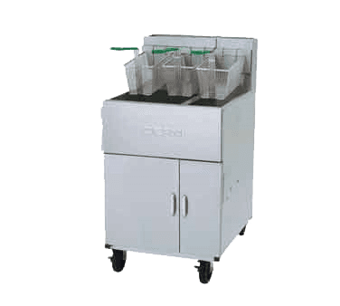 "Dean Industries SM5020G Super Marathon"" Fryer"