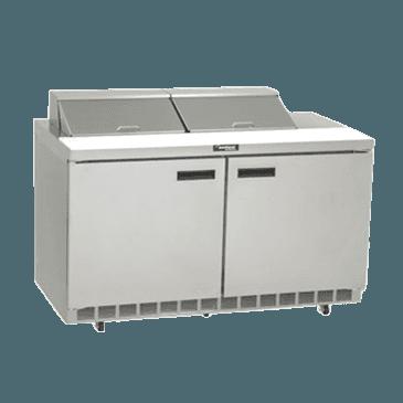 Delfield 4460N-12 Sandwich/Salad Top Refrigerator