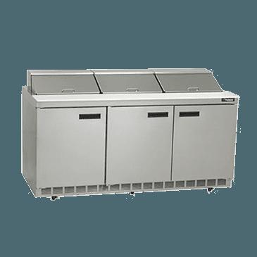 Delfield 4472N-18M Mega Top Refrigerator