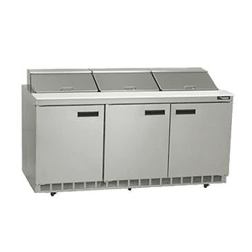 Delfield D4472N-12 Sandwich/Salad Top Refrigerator