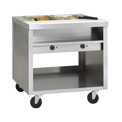 "Delfield EHEI48C E-Chef"" Hot Food Table"