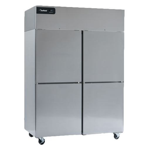 Delfield GBF2P-SH Coolscapes™ Reach-In Freezer