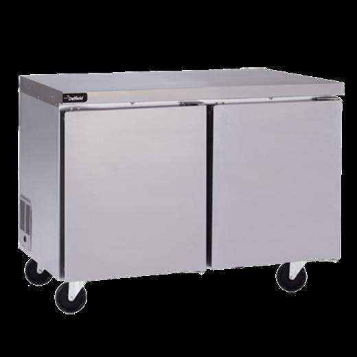 Delfield GUF32P-S Coolscapes™ Undercounter/Worktable Freezer