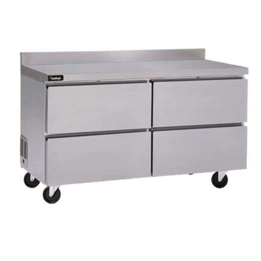 Delfield GUR24BP-D Coolscapes™ Worktable Refrigerator