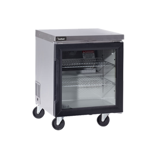 Delfield GUR32P-G Coolscapes™ Undercounter/Worktable Refrigerator
