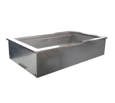 Delfield N8030 Drop-In Iced Cold Pan