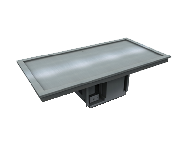 Delfield N8240-STP Drop-In Frost Top