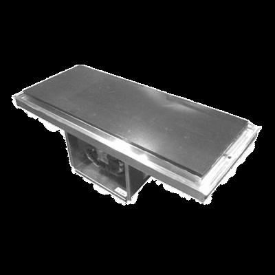 Delfield Delfield N8273GP Drop-In Frost Top