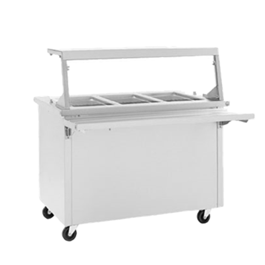 Delfield SH-5 Shelleysteel™ Hot Food Serving Counter
