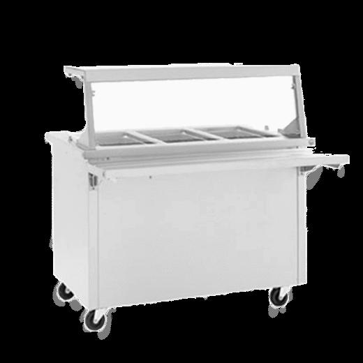 Delfield SH-6 Shelleysteel™ Hot Food Serving Counter