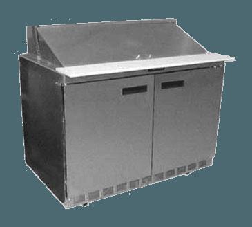 Delfield UC4448N-18M Mega Top Refrigerator