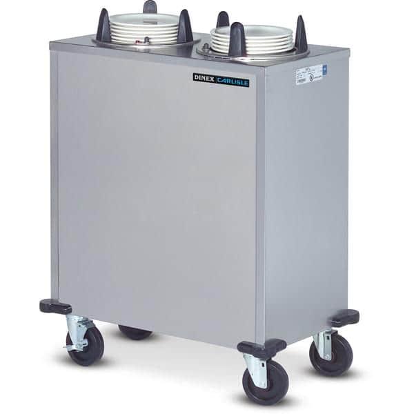 Dinex DXPIDP3E1200 Plate Dispenser  enclosed tubular frame