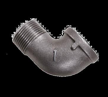 "Dormont Manufacturing Manufacturing 100SE Dormont 1"" Male x Female 90° Street elbow"