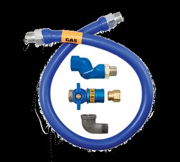 Dormont Manufacturing Manufacturing 16100BPCFS72 Dormont Blue Hose™ Moveable Gas Connector Hose