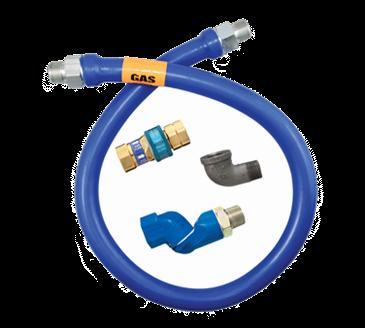 Dormont Manufacturing Manufacturing 1650BPQS36BX Dormont Blue Hose™ Moveable Gas Connector Hose