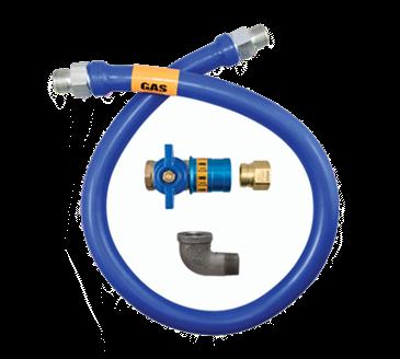 Dormont Manufacturing Manufacturing 1675BPCF36 Dormont Blue Hose™ Moveable Gas Connector Hose