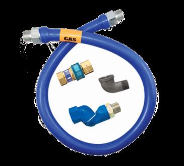 Dormont Manufacturing Manufacturing 1675BPQS36BX Dormont Blue Hose™ Moveable Gas Connector Hose