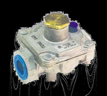 "Dormont Manufacturing Manufacturing RV61LLP-52 Dormont 1"" Regulator for LP Gas 1"