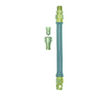 Dormont Manufacturing Manufacturing W37BP2Q48 Dormont Hi-PSI® Water Connector Hose
