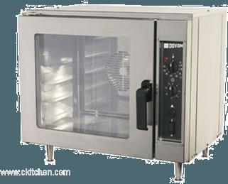 Countertop Height For Baking : Doyon Baking Equipment DCO5 Countertop oven at CKitchen.com